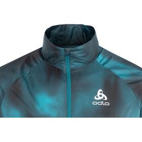 Odlo Omnius Light Jacket Men blue coral